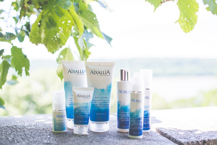 Shaking Up My Summer Routine With Aixallia