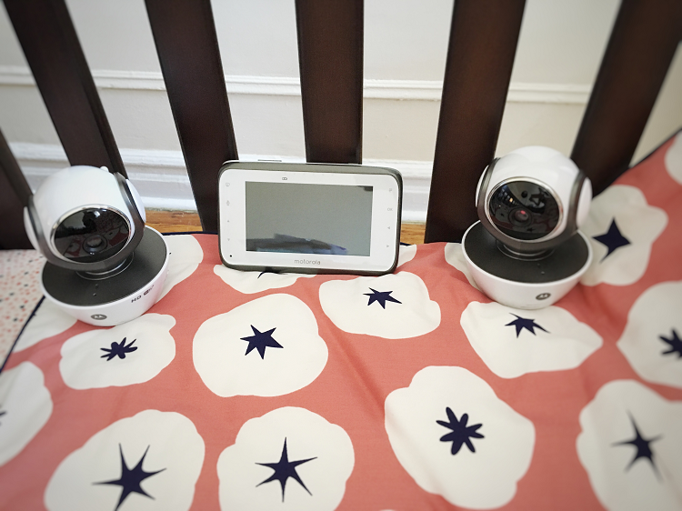 motorola digital video baby monitor review project motherhood. Black Bedroom Furniture Sets. Home Design Ideas