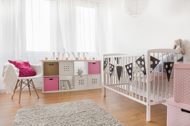 How To Prepare For A Baby In Small Apartment