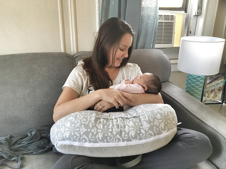 The Breastfeeding Solution For New Moms {Giveaway}