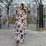 The Perfect Holiday Dress To Flatter a Post-Baby Body