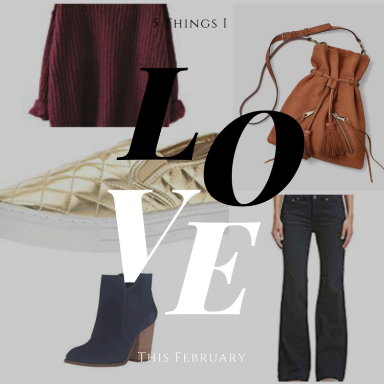 5 Things I'm Loving This February
