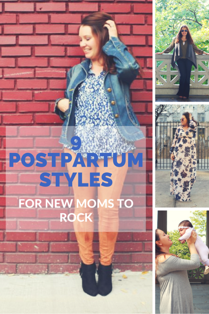 a3d4251c6e 9 Postpartum Clothing Styles For New Moms To Rock - Project Motherhood