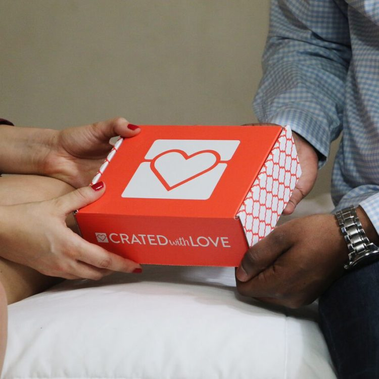 Crated With Love: The Ultimate Date Night At Home
