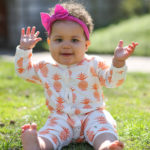 The Sweetest Organic Baby Clothes #MomStyleMonday {Giveaway}