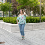 How to Style Florals #MomStyleMonday