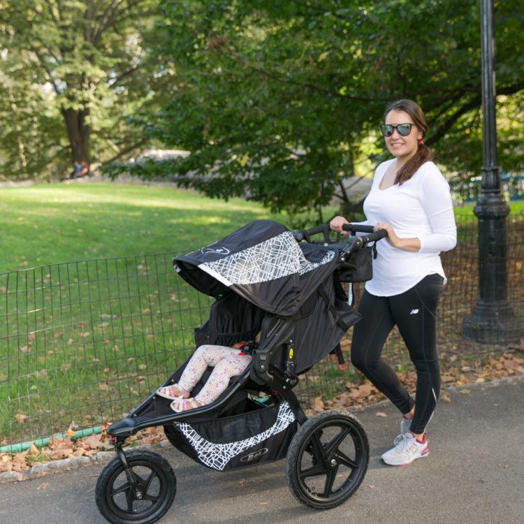 My Jogging Journey With The BOB Revolution Flex Lunar Stroller