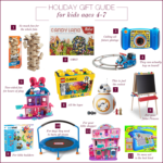 Holiday Gift Guide 2017 For Kids {Ages 4-7}