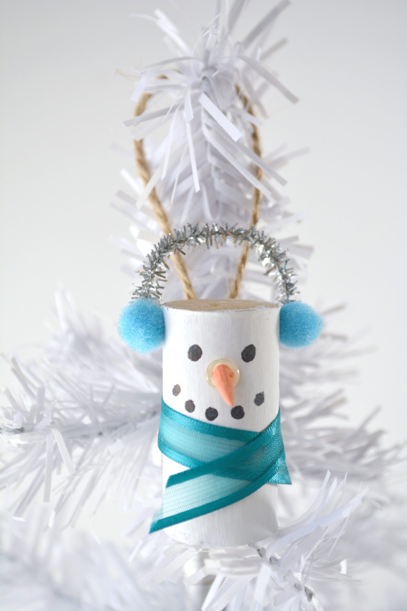Wine Cork Christmas Ornaments Project Motherhood